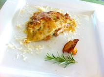 Pfifferlings-Lasagne