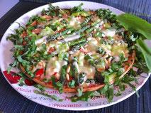 Lieblingspizza für Madame