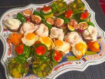 Silvester-Köstlichkeiten