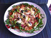 Lieblingspizza für Monsieur
