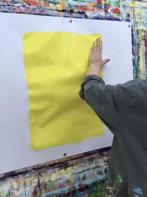 Lösungsorientiertes Malen LOM, Kunsttherapie, Atelier farbennest