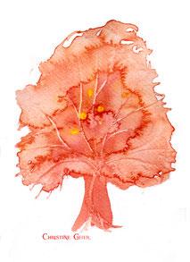 Nussbaum, Lebensbaum, Baum des Lebens, keltischer Jahreskreis, Baumkreis, keltischer Baumkreis