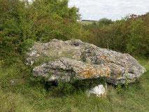 La pierre de minuit à Pontlevoy
