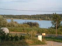 Le lac de Soings-en-Sologne