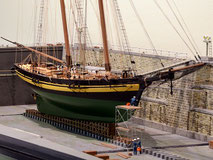 40-04  Pride of Baltimore II  |  Period: 1989  Scale:1/64  Model Shipways  | Jun Hida
