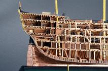 40-43 HMS Victory |  Period:  1765 Scale:  1/100 | Amaty | Masahiro Ando