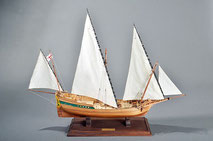 40-10  Pinco Genovese | Period:18th Century Scale: 1/36 | Euro Model | Mamoru Kimura