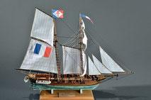 40-58 La Toulonnaise |    Period:  1823 Scale:  1/75 | Corel | Takaaki Omura