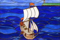 39-12 Yacht Mary | Toshio TAKAHASHI