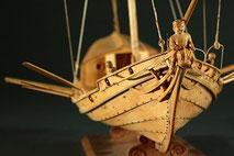 38-57 Norvegian Vengboat  | Michel Mantin