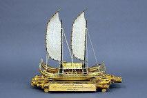 37-16 Old Polynesian Ship | Kenji SHIMURA