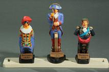 38-51 Figureheads | Toshio MIYAJIMA
