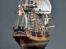 40-48 HMS Bounty |  Period:  1787 Scale:  1/60 | Amaty | Katsuya Miki