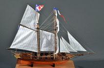40-59 La Toulonnaise |  Period:  1823 Scale:  1/75 | Corel | Saburo Ichikawa