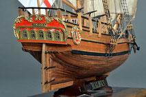 40-26 Halifax |  Period:  1768 Scale:  1/54 |  Mamoli | Eizo Fukumoto