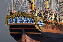 40-29 HMS Pegasus |  Period:  1776 Scale:  1/64 |  Amaty | Yutaka Nakatsuka