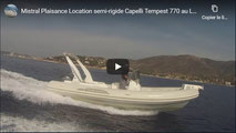 mistral plaisance lcoation video capelli Tempest 770