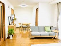 家財整理、片付け、リフォーム