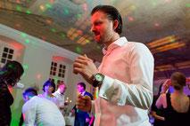 Fotos von einer Hochzeitsfeier