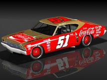 #51 Coca Cola Chevelle