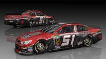 #51 Bulldog Motorsports Chevy