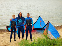 VDWS Kiteschule Ostsee- Jetzt Kiten lernen an der Ostsee im Salzhaff in deiner VDWS Kiteschule Oceanblue Watersports