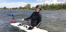 Kitesurfen an der Ostsee- VDWS Kiteschule Ostsee - VDWS Surfschule Ostsee - VDWS Wassersportschule Ostsee