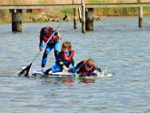 Stand Up Paddling Kurs an deiner VDWS Surfschule Ostsee in Rerik und Kühlungsborn