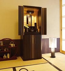 床に置くタイプの仏壇
