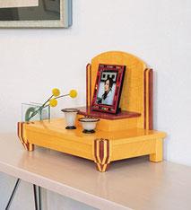 オープンタイプの仏壇