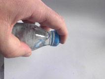 Wasserbehälter, Saliter Kaffee-Sahne