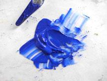 Pigment anreiben