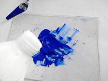 Acryldispersion, Lascaux