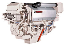moteur commercial QSK60 HPI