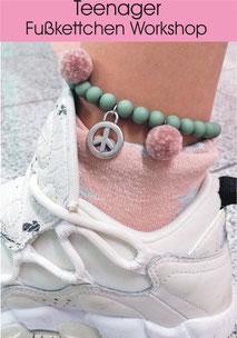 Teenagergeburtstag Düsseldorf Workshop Perlenladen