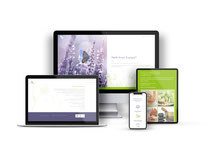Energie Beflügelt Websitedesign mit Wordpress