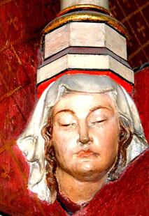 Madame Suréda, compagne de Viollet-le-Duc