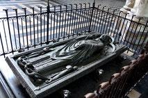 Le gisant d'Evrard de Fouilloy