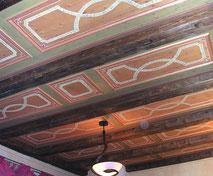 Zimmerdecken von Schreinerei Lagler in Flintsbach