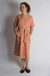 blouse Femme coton m courtes MAGALI