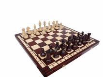 Schachspiel Nr. 97 (8) aus Holz