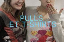 pulls et Tshirts