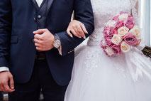 Hochzeitsstrauß, Hochzeitsdeko, Blumenschmuck, Autoschmuck, Bornheim