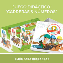 "Descarga gratis el bello juego visual ""carreras y números"" aula360"
