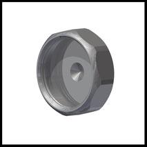 Verschlusskappe  Typ2 System  (2-VK)