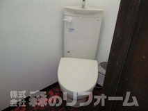 松戸市店舗トイレリフォームアフター
