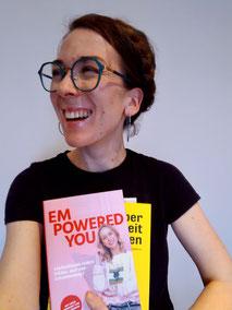 Palomaa Publishing Verlegerin Anne Friebel