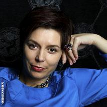 Alexandra Frei, Inhaberin von der Goldschmiede OBSESSION in Zürich und Wetzikon