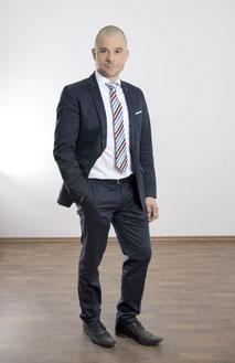 Versicherungsmakler Hannes Schneiderbauer