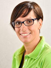 Frau Probst ist Zahnmedizinische Prophylaxeassistentin und kümmert sich um die Gesunderhaltung von Kinder- und Erwachsenenzähnen